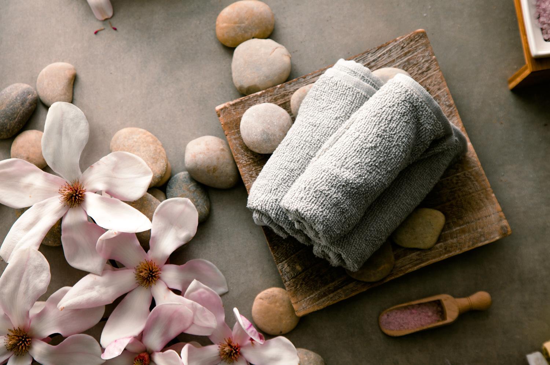 thaimassage handtuch